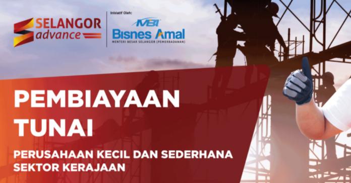 Pembiayaan Tunai Selangor Advance Untuk Perusahaan IKS Sektor Kerajaan